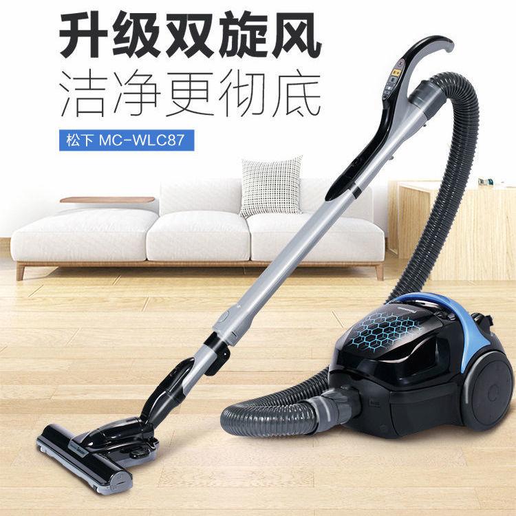 松下吸尘器MC-CL787/8L74DAJ81家用多功能手持地毯式除螨虫吸尘机