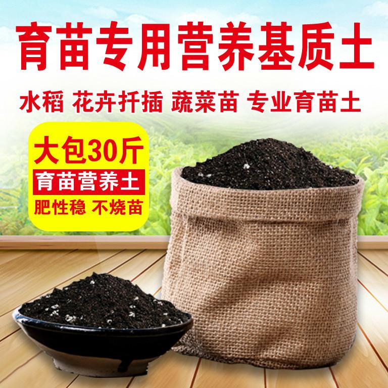 营养土通用种菜土花土养花种花种植蔬菜多肉土专用泥土肥料的细节图片2