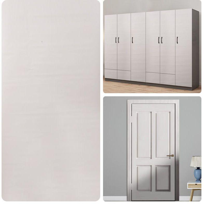 木纹贴纸加厚自粘墙纸橱柜衣柜书桌旧家具房门翻新防水PVC墙贴膜