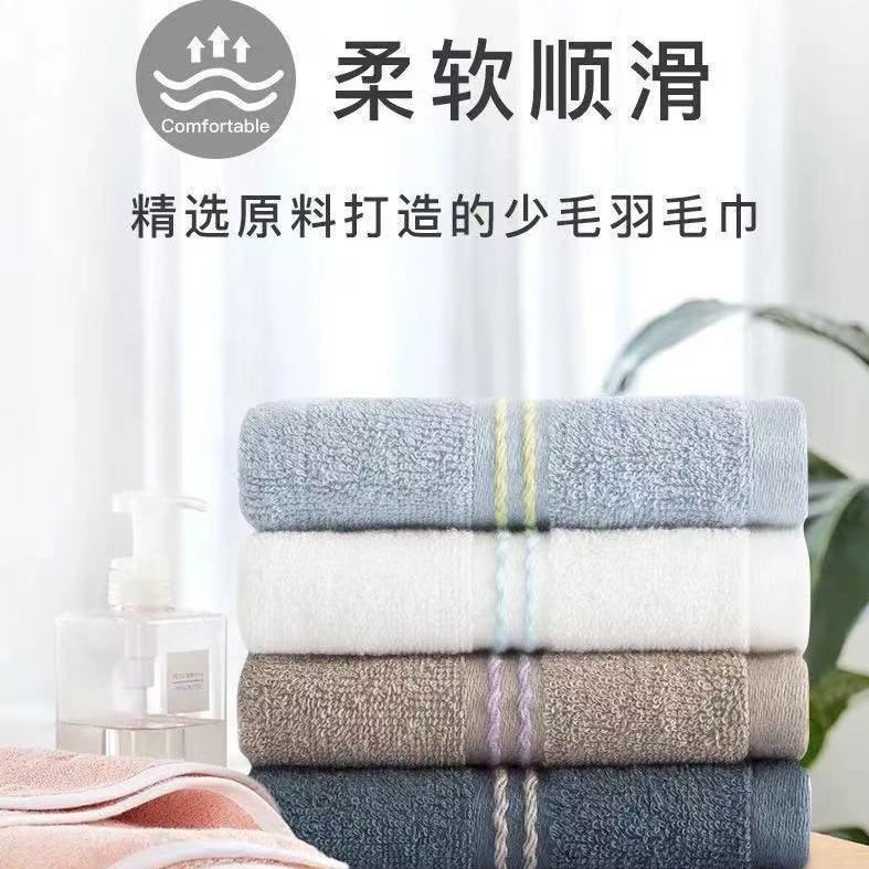 儿童专用竹纤维棉毛巾洗脸擦头发吸水不掉色不掉毛柔软家用幼童巾