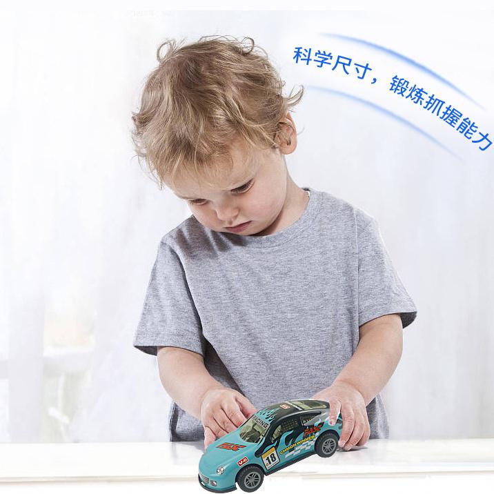 多只装精致儿童耐摔合金小汽车回力小车儿童生日玩具赛车模型