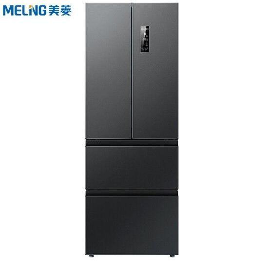 75622-美菱BCD-366WP9CX法式多门四开门风冷无霜一级能效家用冰箱-详情图