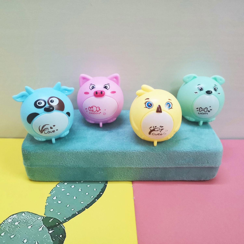 抖Y热门爆款趣味卡通小宝宝玩具回力动物车幼儿园小礼品赠品奖品