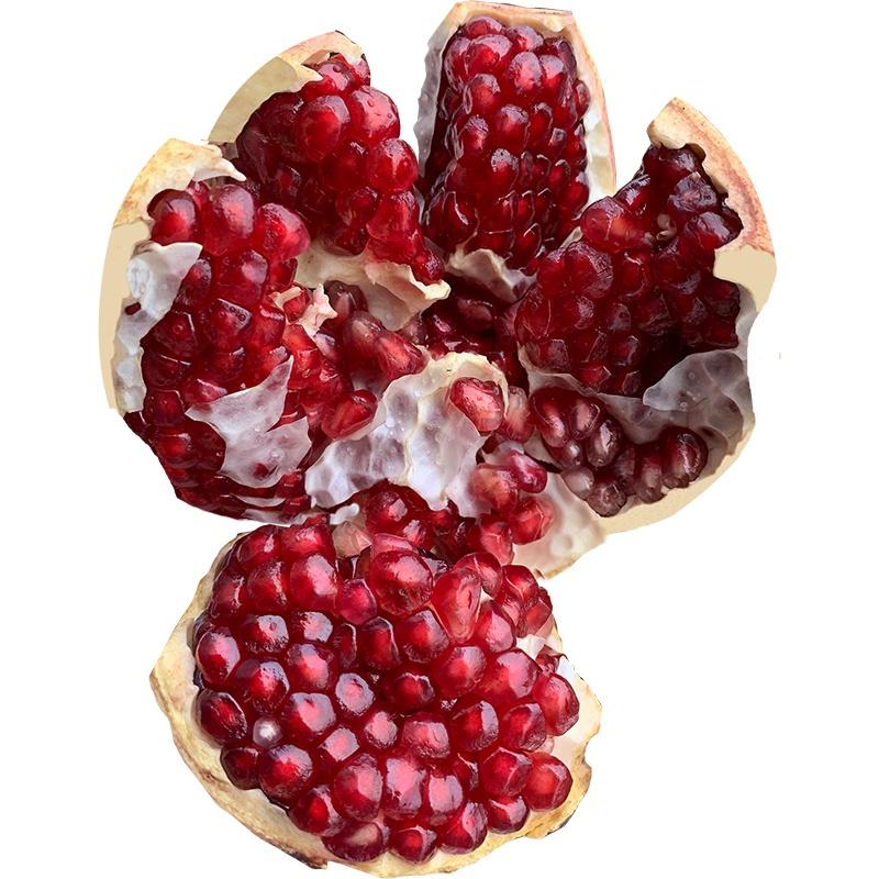 会泽突尼斯仔石榴禾煌水果大红软子当季新鲜3斤5斤